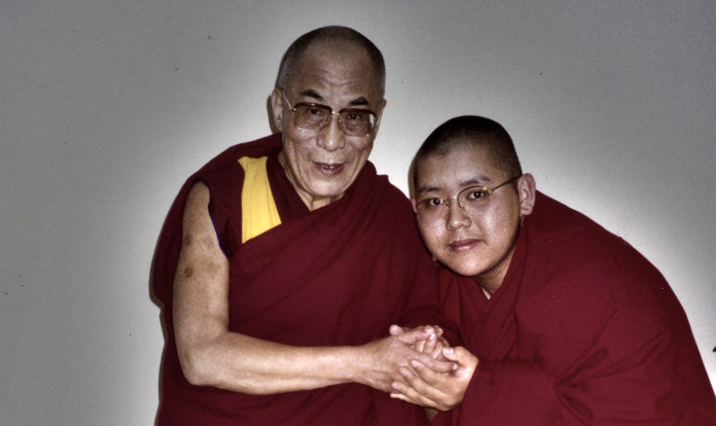 LingRinpoche_with_HHDL
